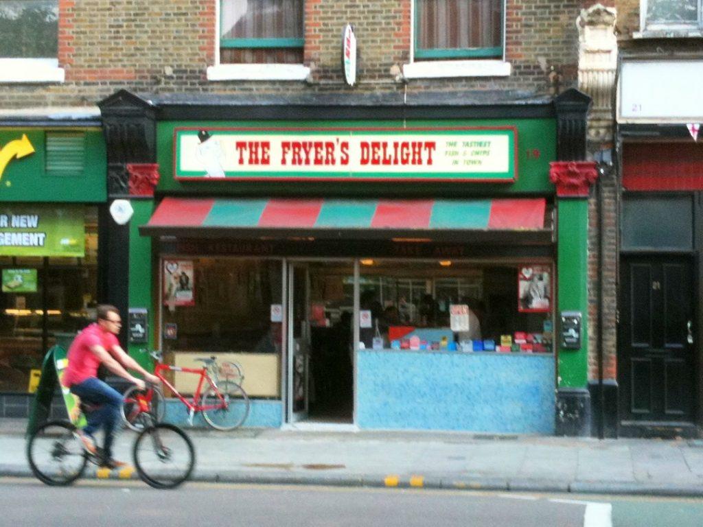 Fryer's Delight 1