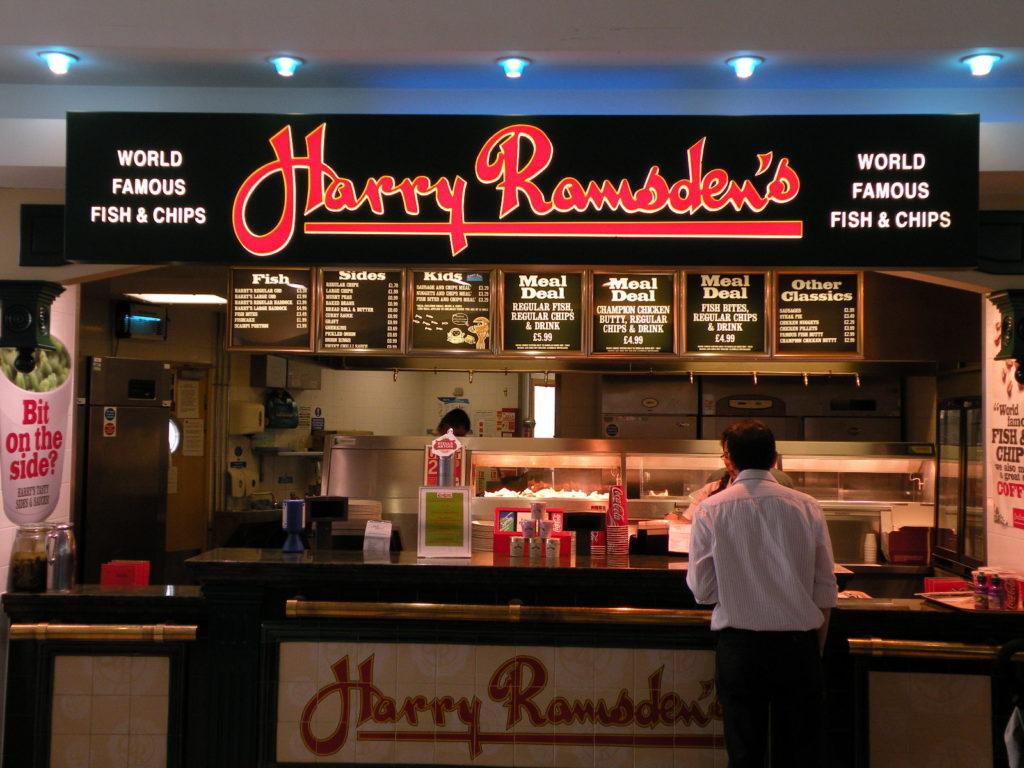 Harry Ramsden's 1