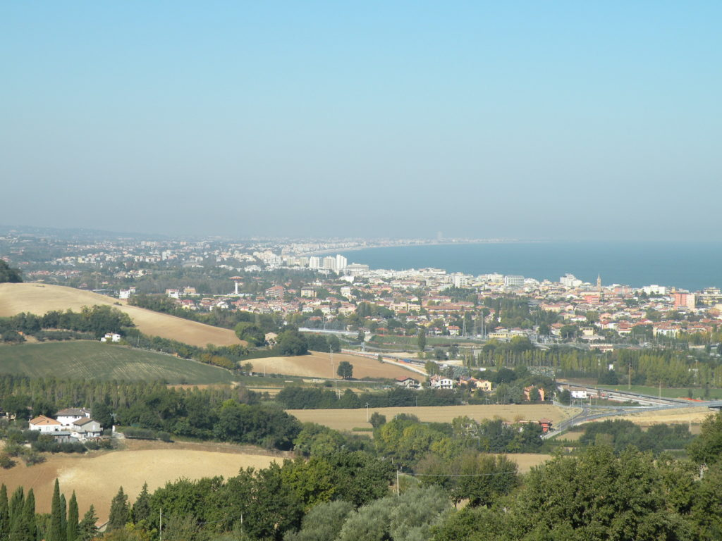 グラダーラからの眺め