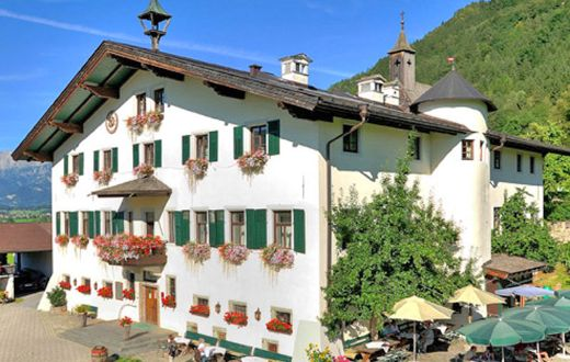 Hotel Schloss Kammer1