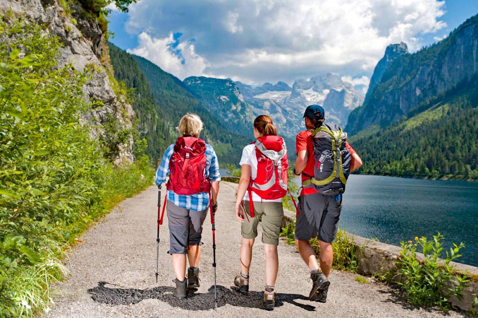 ヨーロッパハイキングツアー